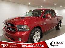 RAM Ram Pickup 1500 4x4 | V8 HEMI | CAM | Heated Leather | NAV | Alpine | 20 Rims | Bluetooth Inventory Image