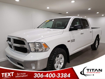 RAM Ram Pickup 1500 SLT Crew Cab | Remote Start | Back-up Camera Inventory Image