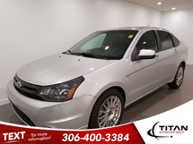 Ford Focus SES | Auto | Heated Leather | Sunroof | Bluetooth | Rims | Local Inventory Image
