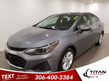 Chevrolet Cruze LT | Turbo | Heated Seats | Remote Start | Android Auto Apple | Carplay Inventory Image