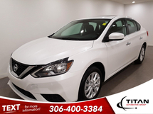 Nissan Sentra SV | Heated Seats | Sunroof | Back-up Camera Inventory Image