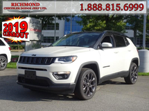 Jeep Compass High Altitude  - Leather Seats Inventory Image