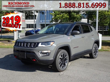 Jeep Compass Trailhawk  - Navigation -  Uconnect Inventory Image