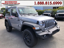Jeep Wrangler Sport *Certified*ONLY 10 kms*Backup Camera* Inventory Image