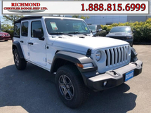 Jeep Wrangler Unlimited Only 150 Kilometers Inventory Image