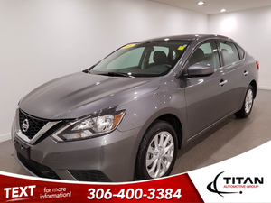 Nissan Sentra SV | Heated Seats | Back-up Camera Vehicle Details Image