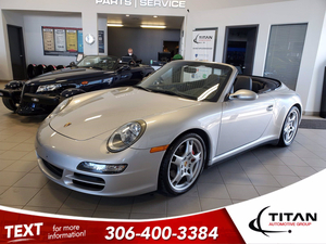 Porsche 911 Carrera 4S 3.8L 355HP | Convertible | AWD | Bose | Manual | Leather Vehicle Details Image