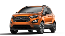 Ford EcoSport SES Inventory Image