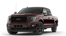 Ford F-150 LARIAT Inventory Image