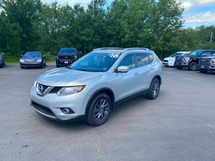Nissan Rogue SL Inventory Image