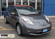 Nissan LEAF S Inventory Image