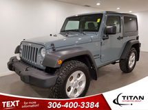 Jeep Wrangler Sport 2dr SUV 4WD (3.6L 6cyl 6M) Inventory Image