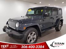 Jeep Wrangler Sahara | 4x4 | V6 | Bluetooth | NAV | Alloys Inventory Image