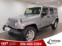 Jeep Wrangler Unlimited Sahara 4dr SUV 4WD (3.6L 6cyl 6M) Inventory Image