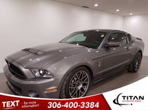 Ford Mustang Shelby GT500 | Supercharged | V8 | 6Spd | Leather | Alloys Inventory Image