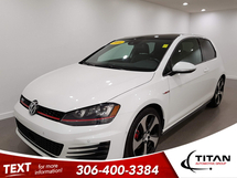 Volkswagen Golf GTI | Leather | Sunroof | Navigation Inventory Image