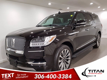 Lincoln Navigator L Extended   Heated/cooled Leather   Pono Roof   Nav   8 Pass   Remote Start   4x4 Inventory Image