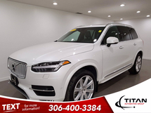 Volvo XC90 T6 Inscription | AWD | 7pass | Leather | NAV | Alloys Inventory Image