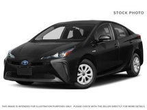 Toyota Prius Technology Inventory Image