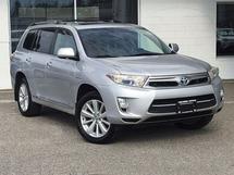 Toyota Highlander Hybrid Limited Inventory Image