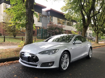 Tesla Model S  Inventory Image