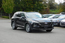 Hyundai Santa Fe Luxury Inventory Image