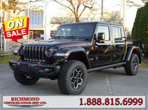 Jeep Gladiator Rubicon  -  Fox Shocks - Low Mileage Inventory Image