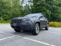 Jeep Cherokee Trailhawk Elite Inventory Image
