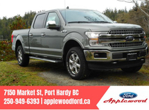 Ford F-150 LARIAT 4WD SUPERCREW 6.5' BOX Inventory Image