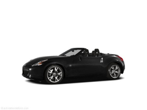 Nissan 370Z Touring w/Black Top Inventory Image