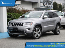 Jeep Grand Cherokee Limited Inventory Image