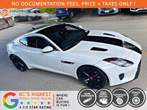 Jaguar F-TYPE 2dr AWD Coupe Inventory Image