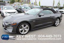 Ford Mustang GT Premium Convertible Leather Nav Cam Sync 3 Inventory Image