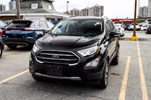 Ford EcoSport Titanium 4WD Sunroof Leather Nav Cam Sync 3 Inventory Image