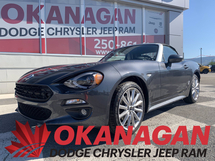FIAT 124 spider Lusso Inventory Image