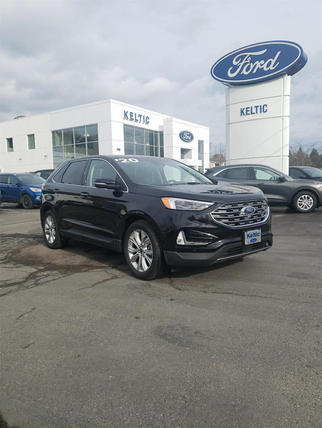 Ford Edge Titanium Inventory Image