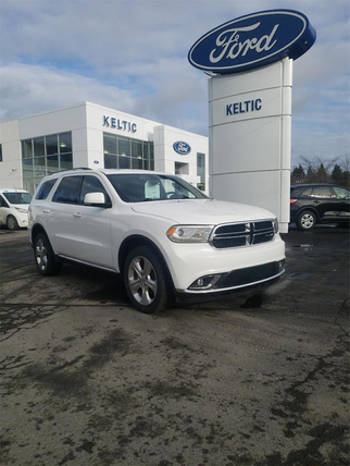Dodge Durango Limited Inventory Image