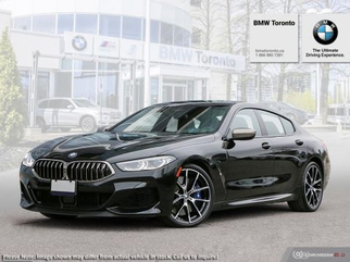 BMW M8 xDrive Inventory Image