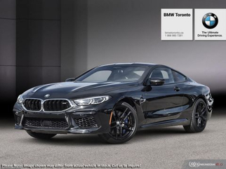 BMW M8 Coupe Inventory Image