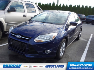 Ford Focus SE Inventory Image