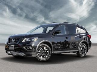 Nissan Pathfinder SL Premium Inventory Image