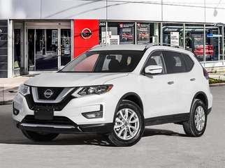 Nissan Rogue SV Inventory Image