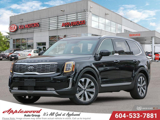 Kia Telluride SX Limited w/Black Styling Elements Inventory Image