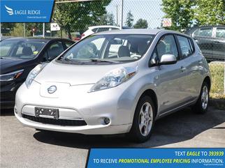Nissan LEAF  Inventory Image