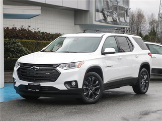 Chevrolet Traverse RS Inventory Image