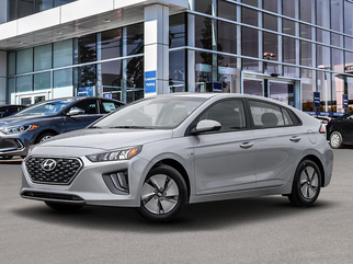 Hyundai Ioniq Hybrid PREFERRED Inventory Image
