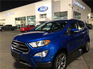 Ford EcoSport Titanium Vehicle Main Image