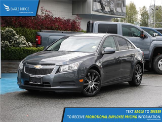 Chevrolet Cruze LT Turbo Vehicle Main Image
