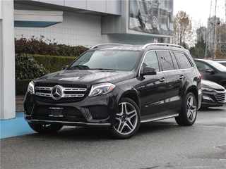 2018 Mercedes-Benz GLS Base Vehicle Main Image