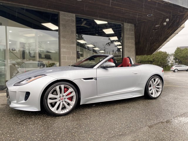 Jaguar F-TYPE S Vehicle Details Image